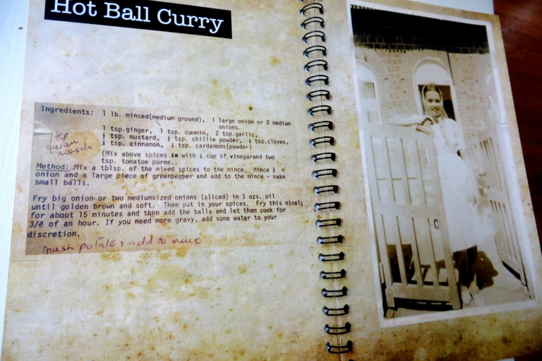 Hot Ball Curry