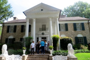 Graceland - Home of the King of Rock n' roll
