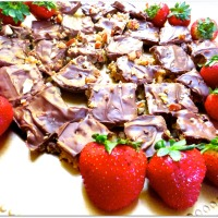 A simple but scrumptious Toffee recipe